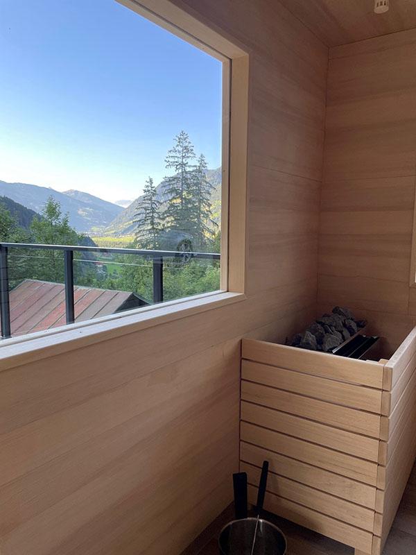 Sauna Weitblick